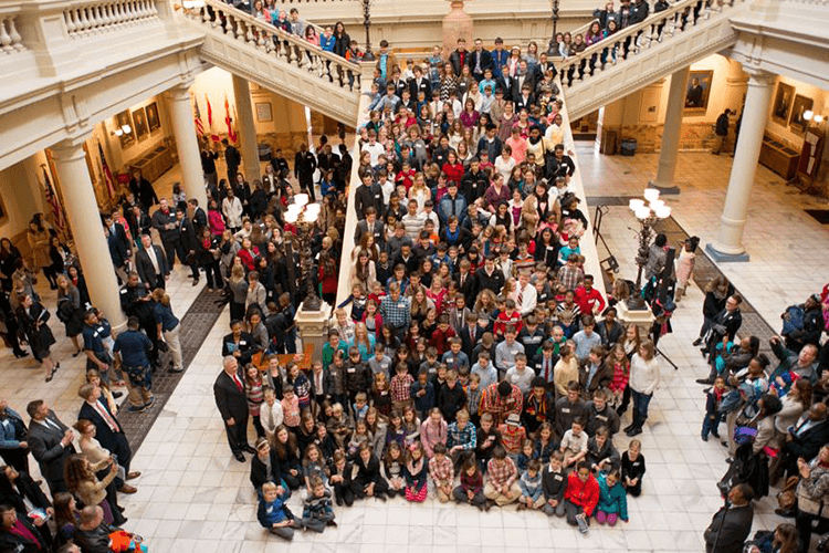 Capitol Day 2018 | Georgia Home Education Association